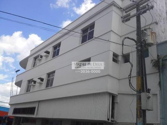 Prédio Comercial Para Venda E Locação, Centro, Campina Grande. - Pr0012