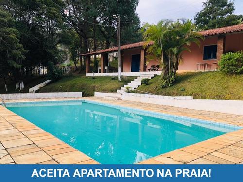 Chácara À Venda  Em Mairiporã/sp - 0139 - 34968556