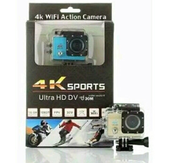 4k Cam Action Wifi