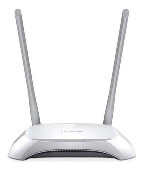 Roteador Tp-link Wireless 300mbps Tl-wr840n 6.0