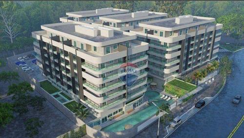 Apartamento Com 1 Suíte À Venda, 64 M² A Partir De R$ 315.315 - Prainha - Arraial Do Cabo/rj - Ap0484