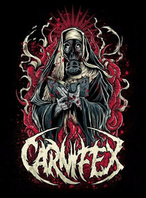Backpatch Carnifex 28x20 + 02 Patches 10x10