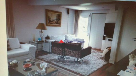 Apartamento Duplex Com 3 Dormitórios Para Alugar, 230 M² Por R$ 4.000,00/mês - Vila Yara - Osasco/sp - Ad0038
