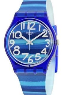 Reloj Swatch Gn237. Gtia Oficial, Envío Sin Costo. Nuevo