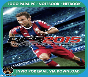 Pro Evolution Soccer Pes 2015 Pc Jogo Digital