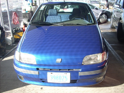 Fiat Punto 2000 1 Millon