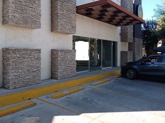 Local Renta Av. Franciscovilla Chihuahua