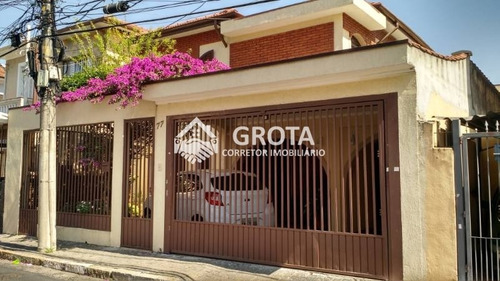 Maravilhosa Casa No Bairro Da  Mooca - 285