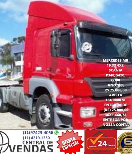Scania Ano 2008