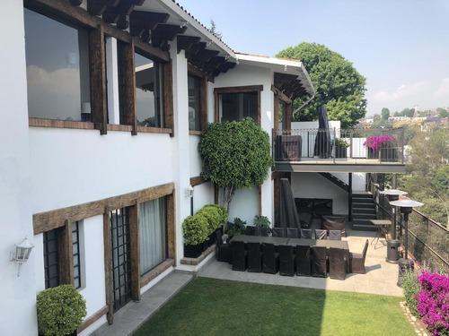 Casa En Lomas Altas Miguel Hidalgo