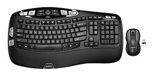 Logitech Mk550 Wireless Wave Keyboard And Mous