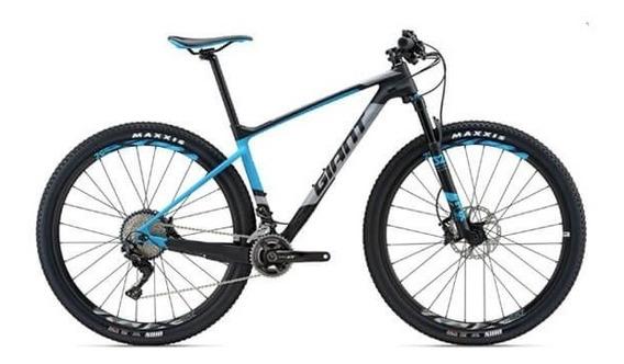 Bicicleta De Montaña De Carbon Giant Xtc Advanced29er 1.5 Ge