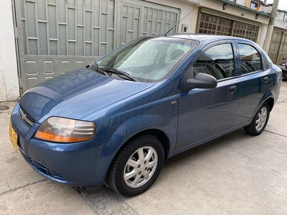 Chevrolet Aveo 1.6 Aa