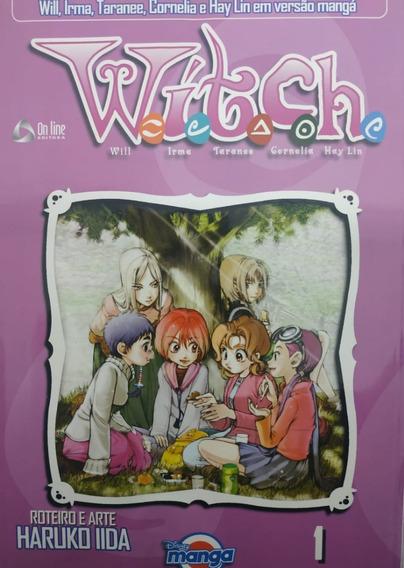 Mangá Disney - Witch Volume 1