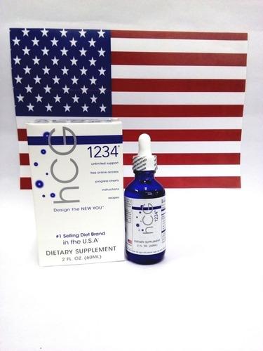 Adelgaza Facil Kit De Gotas Hcg - Unidad a $179000