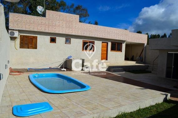 Casa Residencial 3 Dormitórios - Parque Pinhal, Itaara / Rio Grande Do Sul - 0556