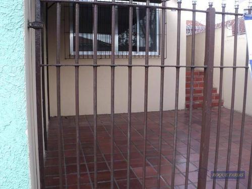 Sobrado Residencial À Venda, Vila Lageado, São Paulo - So0220. - So0220