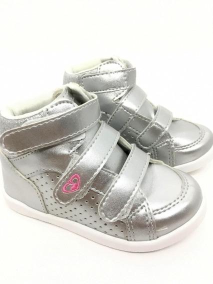 Sneaker Infantil; Tenis Botinha; Tenis Menina