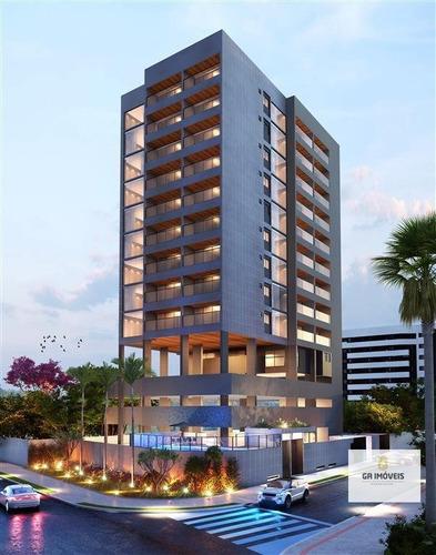 Imagem 1 de 17 de Apartamento À Venda, 1 Quarto, 1 Vaga, Cruz Das Almas - Maceió/al - 902
