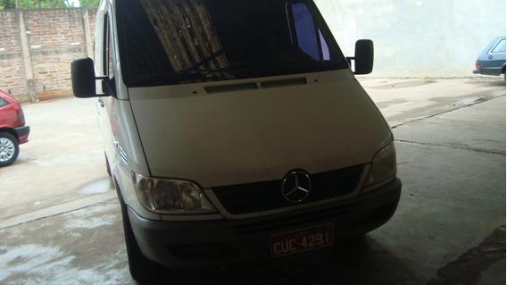 Mercedes-benz Sprinter Furgão 2.2 Cdi 313 Longo Teto Baixo 5