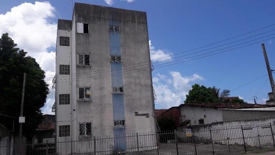 Apartamento Em Campo Grande, Recife/pe De 58m² 2 Quartos Para Locação R$ 780,00/mes - Ap588321