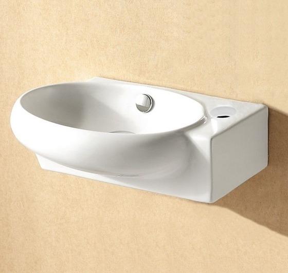Arenci-ovalín Lavabo ¡ Envío Gratis! Mod. Ice Mini Blanco