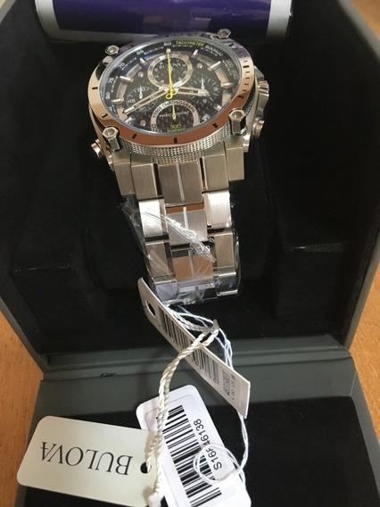 Relógio Bulova Precionist, 48mm, 96b175, Novíssimo Na Caixa.