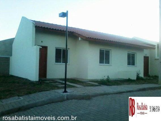 Casa Com 02 Dormitório(s) Localizado(a) No Bairro Olária Em Canoas / Canoas - C165