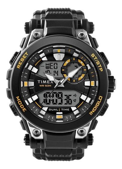 Reloj Hombre Timex Original Tw5m30500 Crono Deportivo