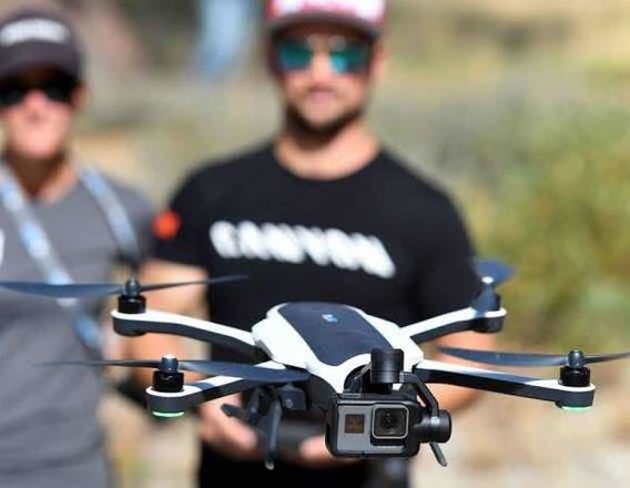 Karma Drone Completo + Hero 7 Black + 128gb