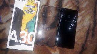 Samsung A 30 32gb 3gb Ram Dual Sim Doble Camara 16+5 Mpx
