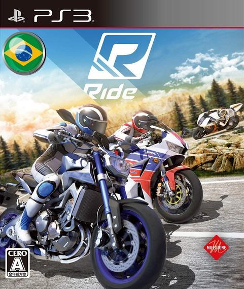 Ride Portugues - Jogos Ps3