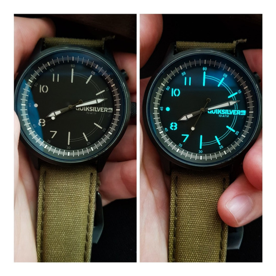 Relógio Quiksilver Admiral Original Importado