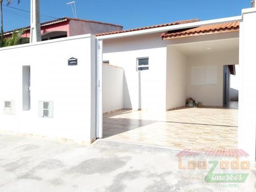 Imagem 1 de 15 de Casa Para Venda Em Peruíbe, Jardim Peruibe, 2 Dormitórios, 1 Suíte, 1 Banheiro, 2 Vagas - 2468_2-902155