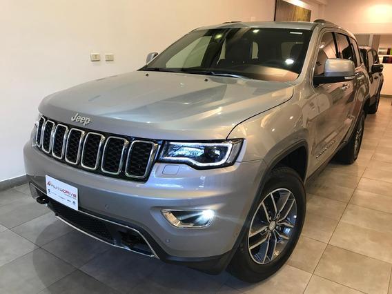 Jeep Grand Cherokee Limited 0km 2018 Entrega Inmediata Hoy!