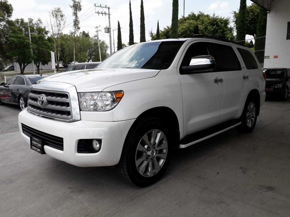Toyota Sequoia Limited 2012
