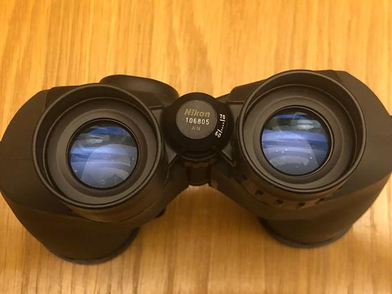 Binóculo Nikon 7 X 50 7.2º Cf Wp Compass Com Bolsa Original