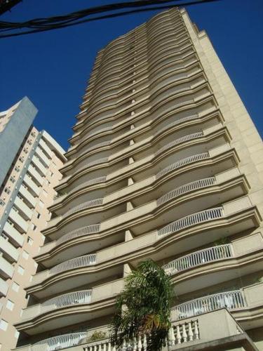 Imagem 1 de 30 de Apartamento Com 3 Dormitórios À Venda, 178 M² Por R$ 1.400.000 - Tatuapé - São Paulo/sp - Ap3173