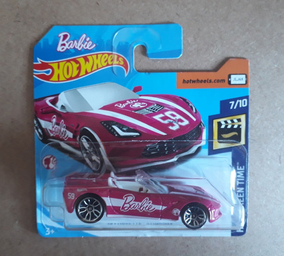 Hot Wheels Barbie´s