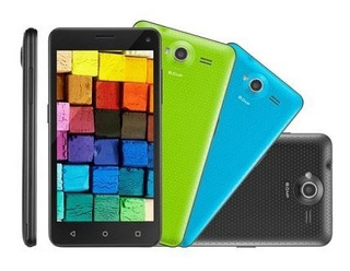 Smartphone Multilaser Ms50 Colors, 8gb, Dual Chip, 3g, 8mp