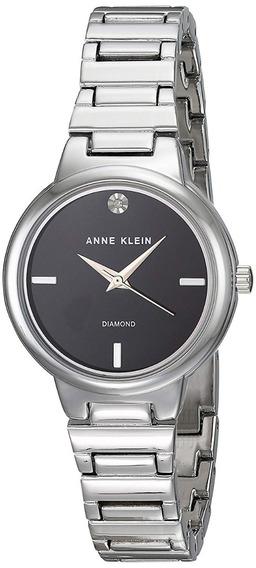 Anne Klein Reloj Classic Mujer Ak-2441bksv