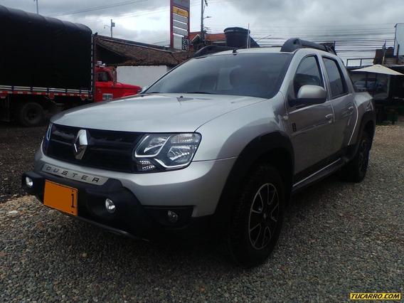 Renault Duster Oroch Dakar