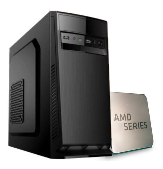 Pc Gamer Ryzen 3200g 3200 8 Gb Ssd 240 Monitor Premio Dinhei