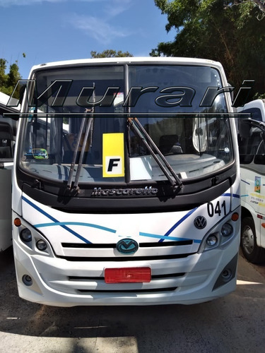 Imagem 1 de 7 de Microonibus Mascarelo Gran Mini Volks 9-160 Ano 2013 Ref 731