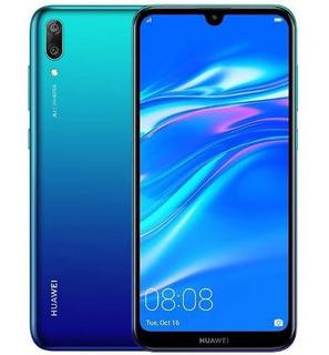 Huawei Y7 2019 3gb Ram 32gb Rom Azul Liberado - Techbox