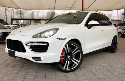 Imagen 1 de 15 de Porsche Cayenne Turbo S 2014