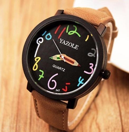 Relógio Quartzo Feminino Yazole