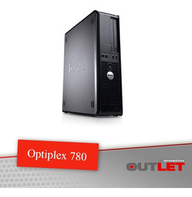 Computador Dell Optiplex 780 Core2duo Ddr3 Serial