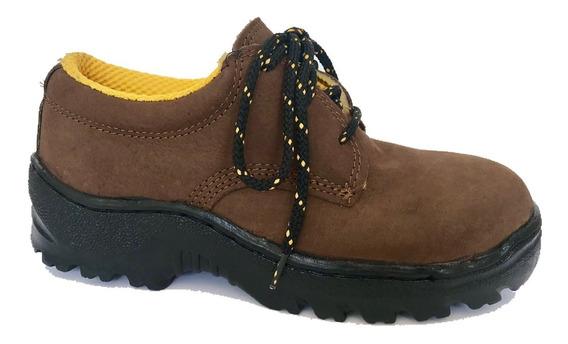 Zapato De Seguridad Modelo 005 (somos Fabrica)