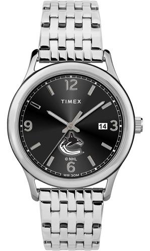 Imagen 1 de 2 de Timex Nhl Tribute Collection Sage Reloj